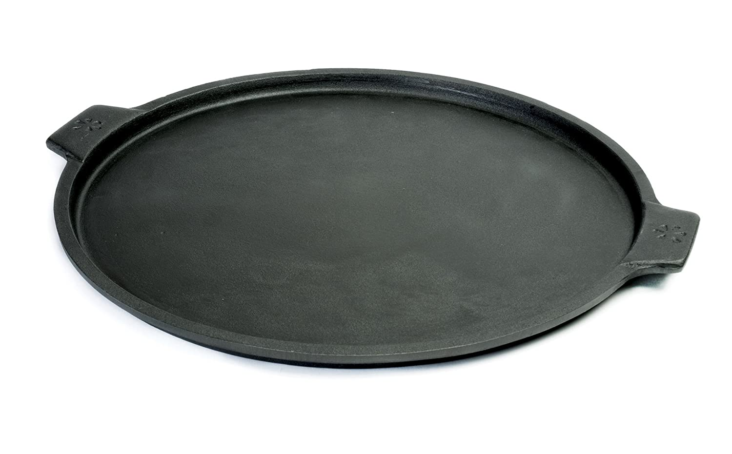 Pizzacraft Cast Iron Pizza Pan, 14-Inch, For Oven or Grill - PC0300 Charcoal Companion