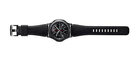 "Samsung Gear S3 Frontier 1.3"" SAMOLED GPS (satélite) Negro reloj inteligente - relojes"