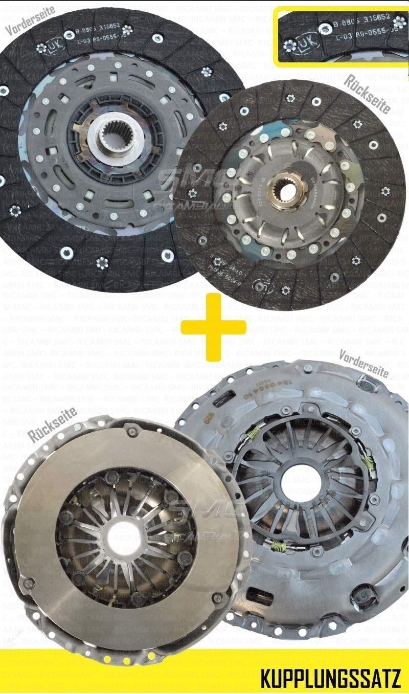 SMC KF14-44 Kit Embrague y Volante: Amazon.es: Coche y moto