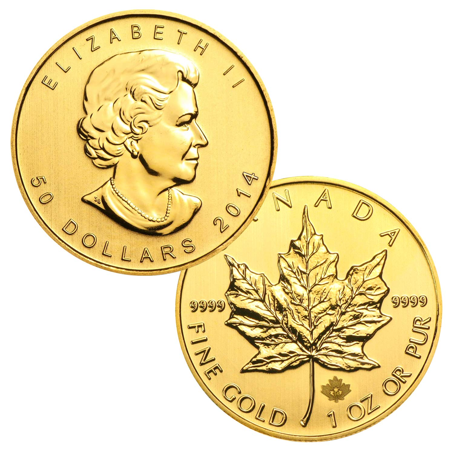 Brilliant Uncirculated 2011 Canada 1 Dollar From Mint/'s Roll