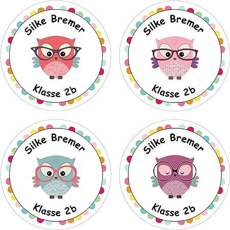 Papierdrachen 24 individuelle Aufkleber für Kinder