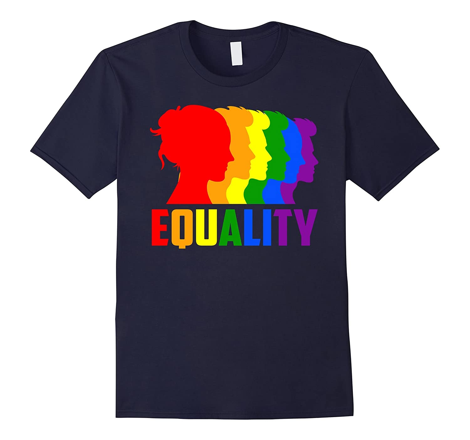 2017 National Equality Pride March Shirt LGBT Pride Shirt-CD