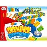 Toyrific Domino Demolition