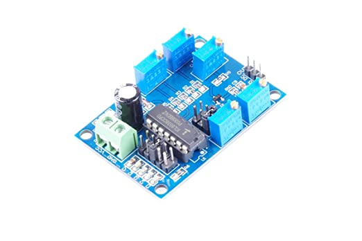 Low//Medium ICL8038 Frequency Signal Source Square Sine Wave Signal Generator