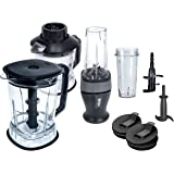 Nutri Ninja 2-in-1 Kitchen Blender (QB3004) (Certified Refurbished)