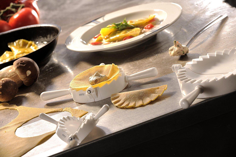 Molde para empanadas - Set de 3 piezas - Plástico - Calidad garantizada: Amazon.es: Hogar