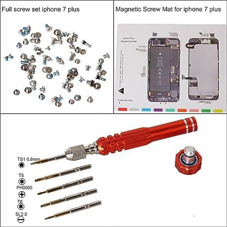 eJiasu Professional Magnetic Pad Pad proyecto, juegos de tornillo ...