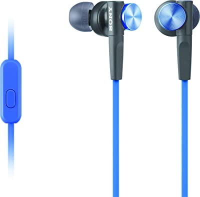 Sony MDR-XB50AP Extra Bass Wired Earbuds