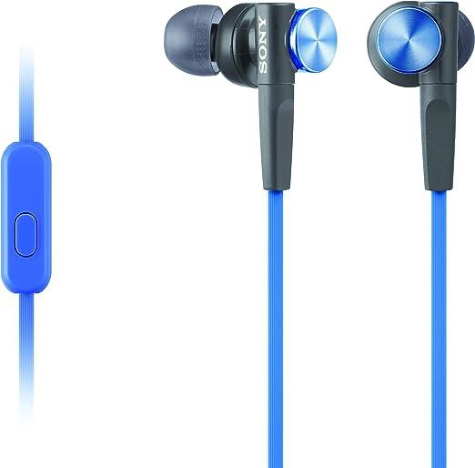 Sony Mdrxb50apl Sony In Ear Kopfhörer Blau Audio Hifi