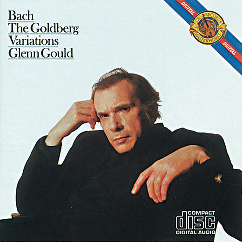 CD : J.S. Bach - Goldberg Variations (1981) (CD)