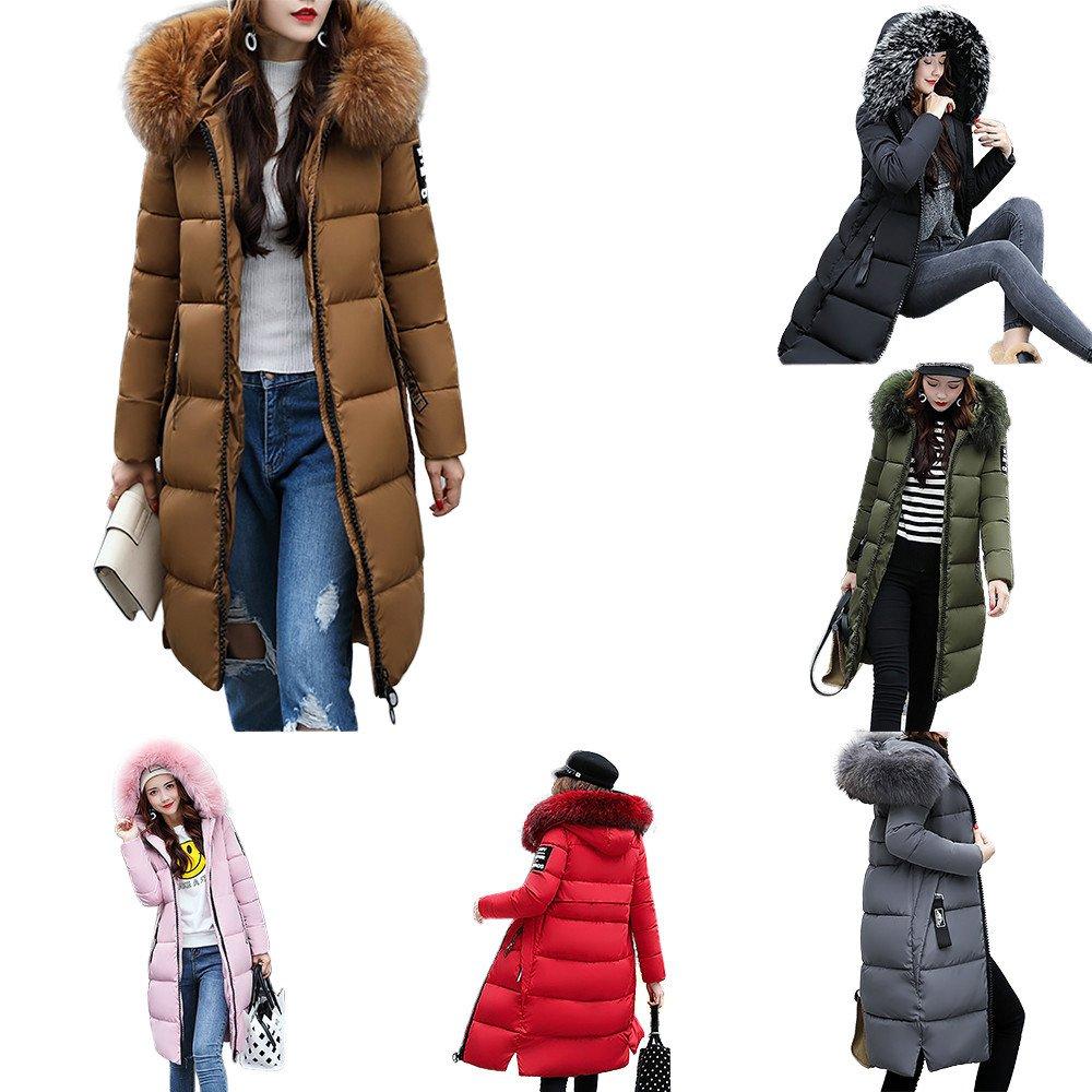 3e174922289 Leewos Clearance! Winter Warm Coat