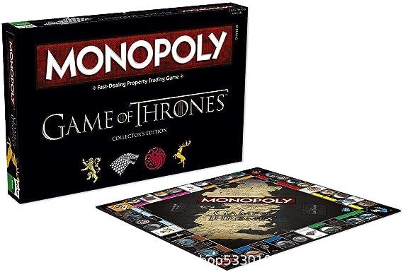 AOTE-D Monopoly Game of Thrones: Amazon.es: Deportes y aire libre