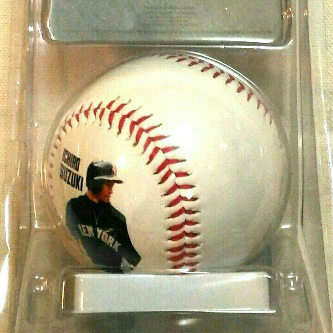 イチロー ニューヨークヤンキース コレクションボール   B07PYXSTRZ