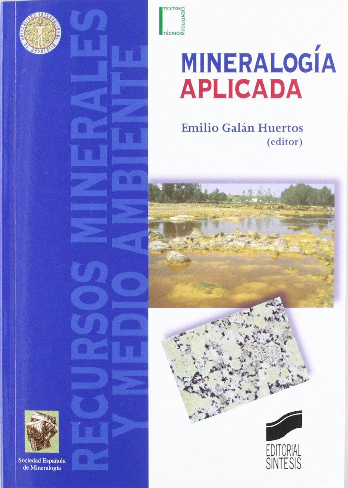 Mineralogía aplicada: 2 (Textos científico-técnicos): Amazon.es ...