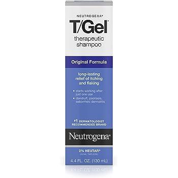Neutrogena Shampoo T/Gel, 130ml
