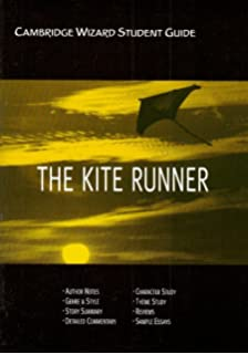 the kite runner sparknotes literature guide sparknotes literature  cambridge wizard student guide the kite runner cambridge wizard english student guides