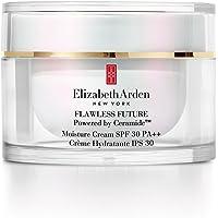 Elizabeth Arden Flawless Future – Moisture Cream SPF 30 PA++, 50 ml, daglig fuktighetskräm för kvinnor, naturliga…