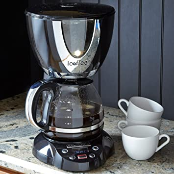 Steam Brew Coffee Maker Drip Coffee Machines at amazon