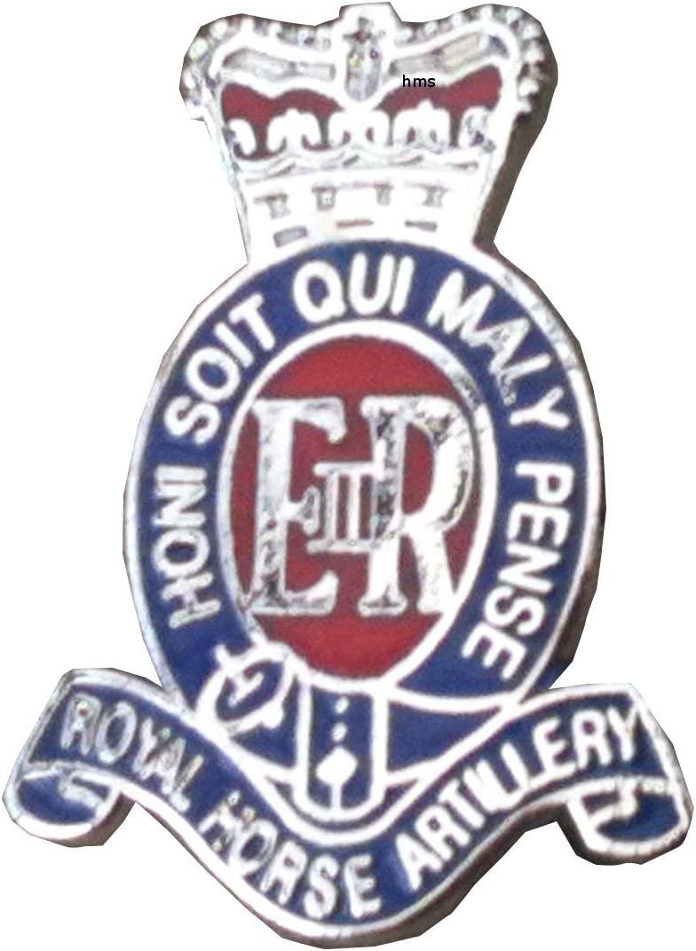 RHA Royal Horse Artillery Lapel Pin Badge