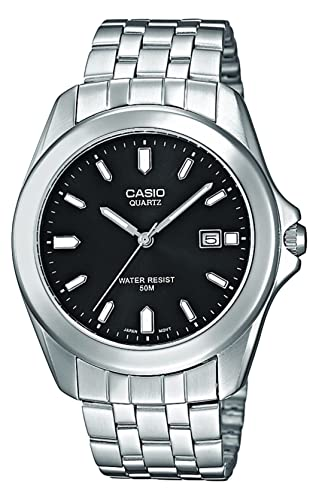 5724f7ae2fd4 Reloj Casio - Hombre MTP-1222A-1A  Amazon.es  Relojes