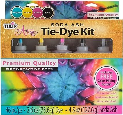 Jacquard Grandes Tie Dye Kit-tradicional