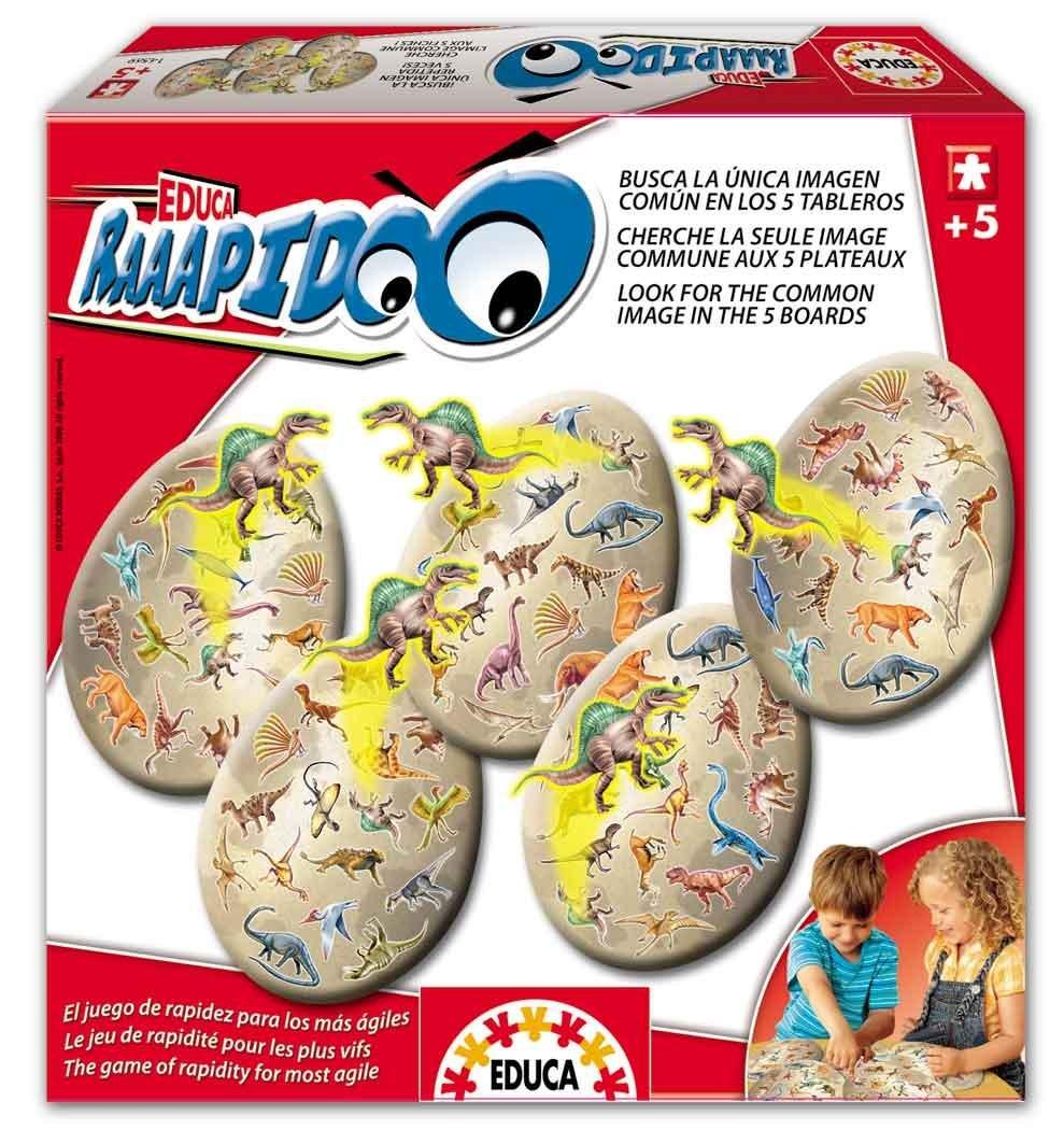Educa – rapidoo Dinosaurier (-Spiele Tablett)