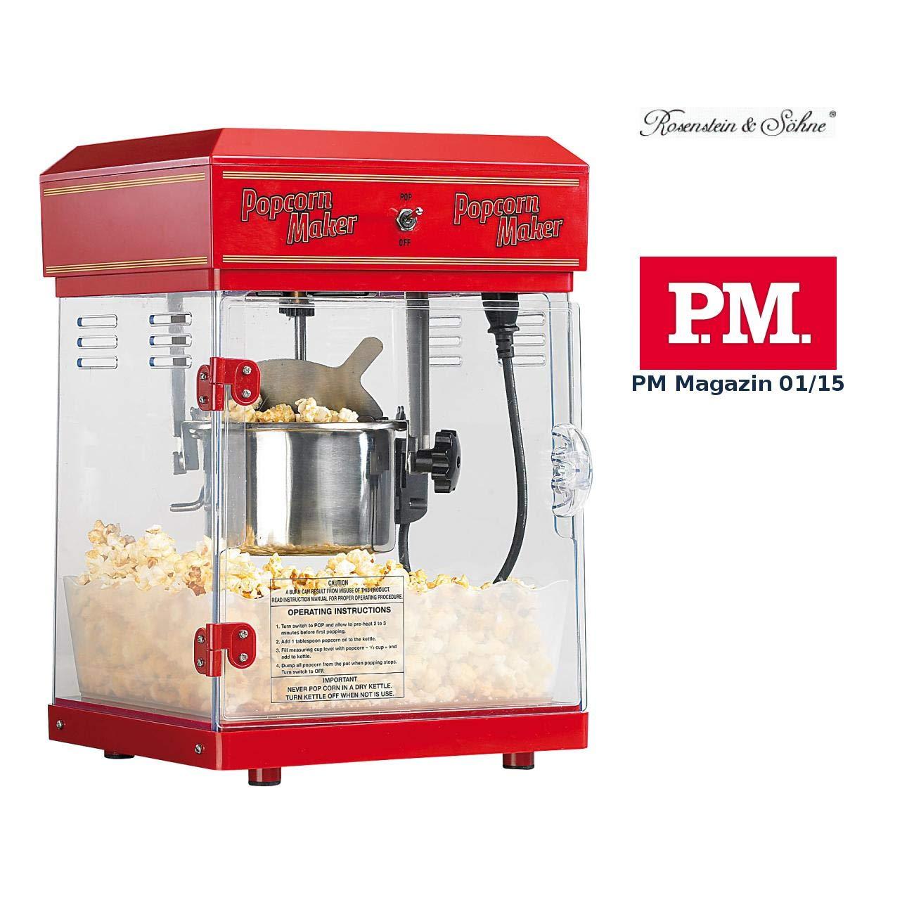 Rosenstein und soehne Popcornmaschine Cinema