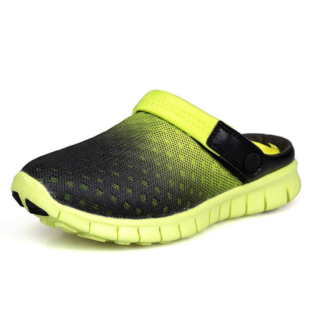 LXXAUnisex été Plage Maille Respirante Poids Léger Chaussures De Sport Trekking Sandales Chaussures De Sport Deux Utilisations