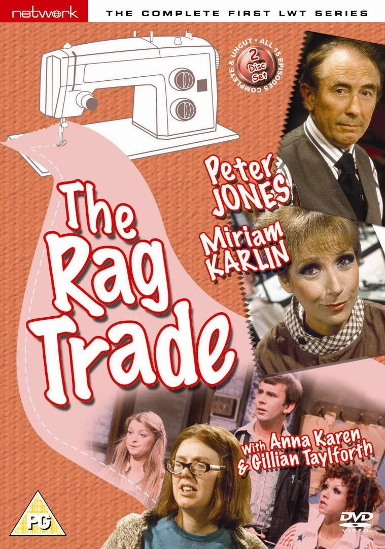 Amazon.com: The Rag Trade - Complete Season 1 - 2-DVD Set ( The Rag Trade -  Complete First LWT Series ) ( The Rag Trade - Complete Season 1 ) [ NON-USA