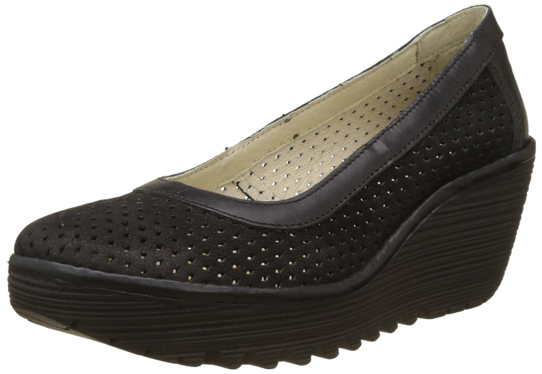 Fly London Yobe842fly, Zapatos de tacón con Punta Cerrada para Mujer
