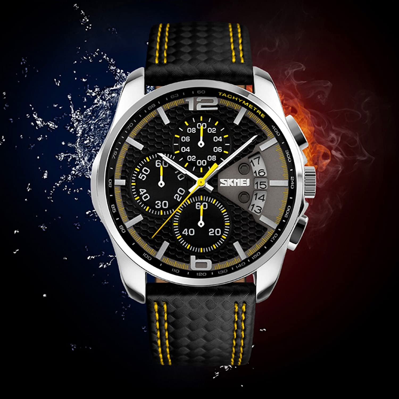 Amazon.com: Relojes de Hombre Sport LED Reloj Hombre Digital Military Water Resistant Watch Digital Men RE0027: Watches