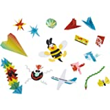 Simba Toys Art & Fun Paper Craft Gift Box Set, Yellow