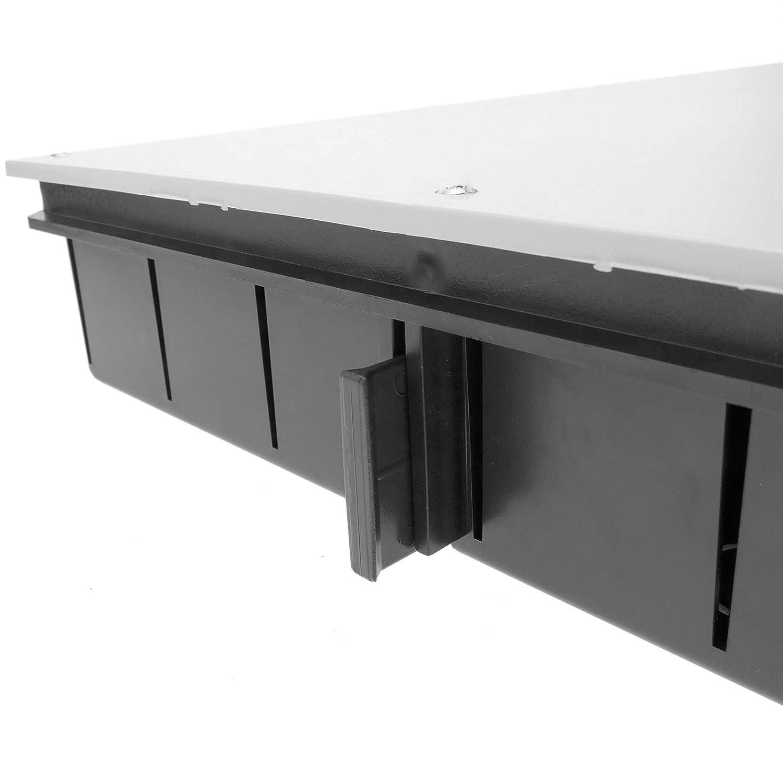 300 x 200 x 60 mm rechteckig BeMatik AE016 Einbaudose