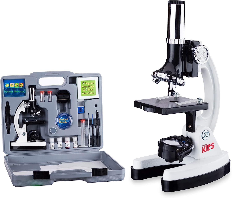 Kids Beginner Microscope STEM Kit