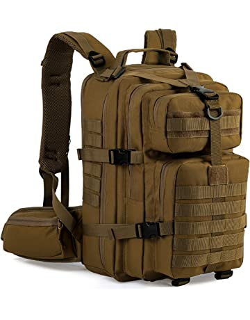 f23f434ce Gelindo Military Tactical Backpack, Hydration Backpack, Army Molle Bag,  Small Rucksack for Hunting