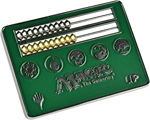 Magic: The Gathering Green Card Size Abacus Life Counter