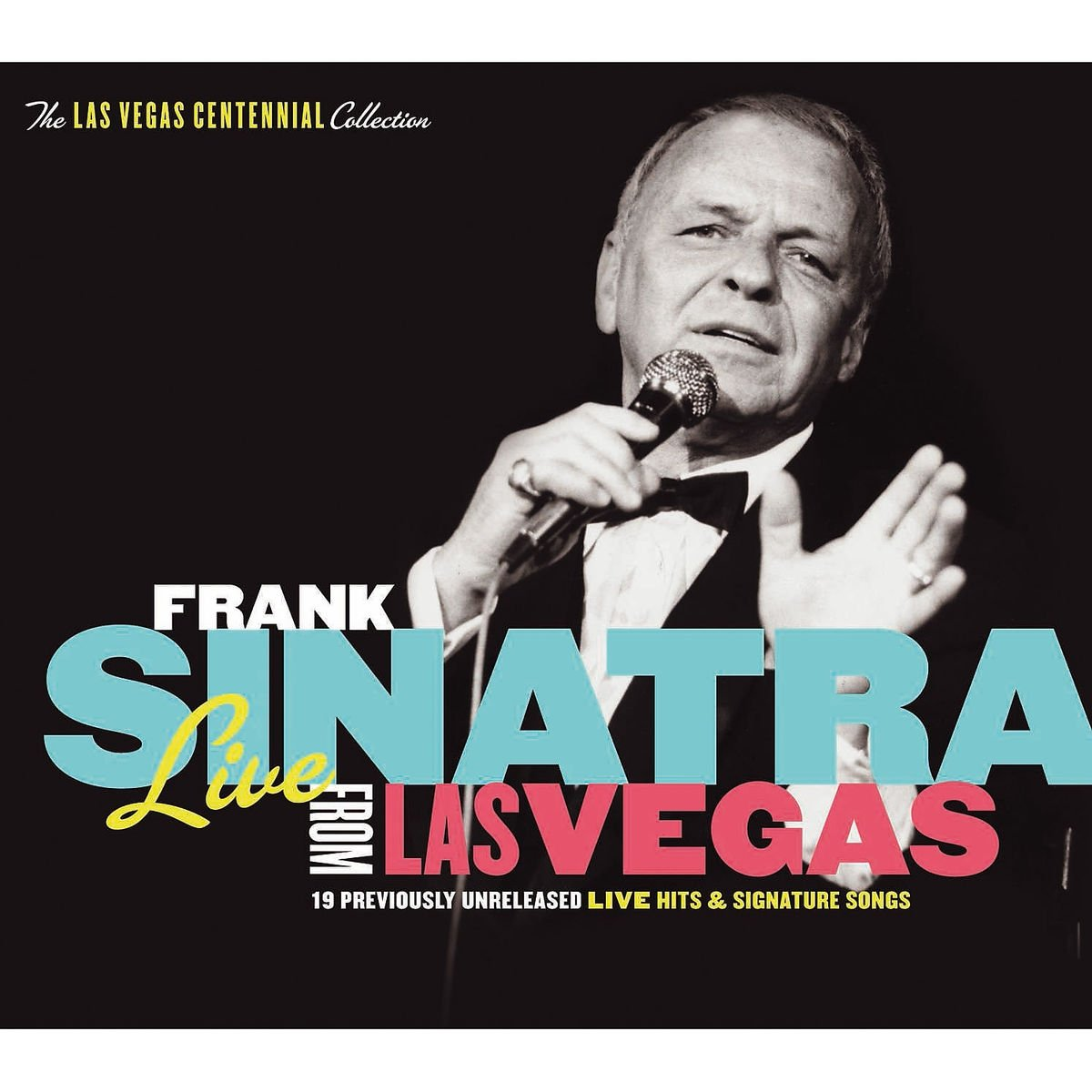 Frank Sinatra: Live Las Vegas From Sale SALE% Max 57% OFF OFF