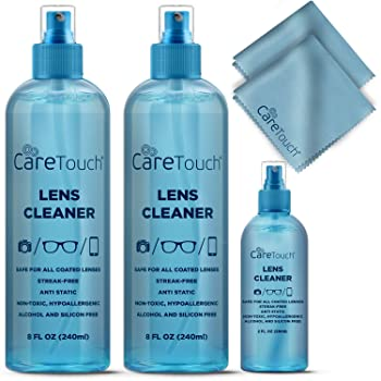 Care Touch 8oz Eyeglass Cleaner
