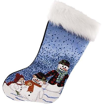 arelux novedad LED Navidad medias | brillante árbol de Navidad medias calcetines | brilla en la