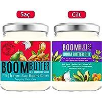 Herbal Science Boom Butter Saç ve Cilt Bakım Paketi