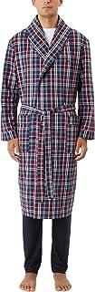 Morley/Wolsey Men's Inertia Light Weight Cotton Bath Robe Dressing Gown US09M