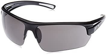 Uvex Sportsonnenbrille Gravic, Black Mat, One Size, 5304662210