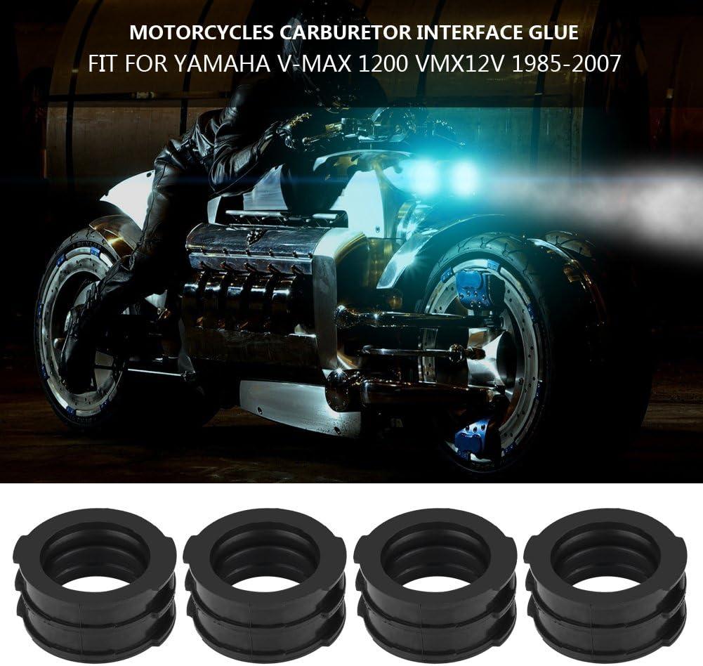 Carburetor Carb Intake Manifold Boots Joint Suitable Yamaha V-MAX 1200 VMX12V