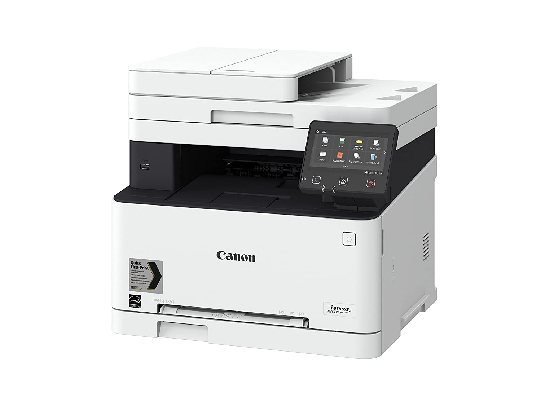 Canon i-SENSYS MF633Cdw 9600 x 600DPI Laser A4 18ppm WiFi ...