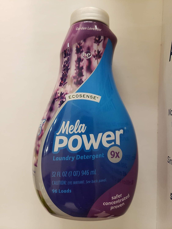 Melapower 6x He Detergent-96-load, Garden Lavender