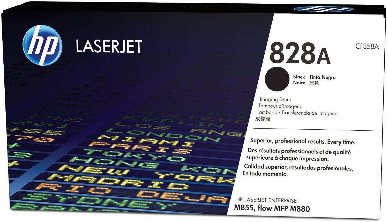 HP 828A | CF358A | Toner Cartridge | Black Image Drum, 1 Size