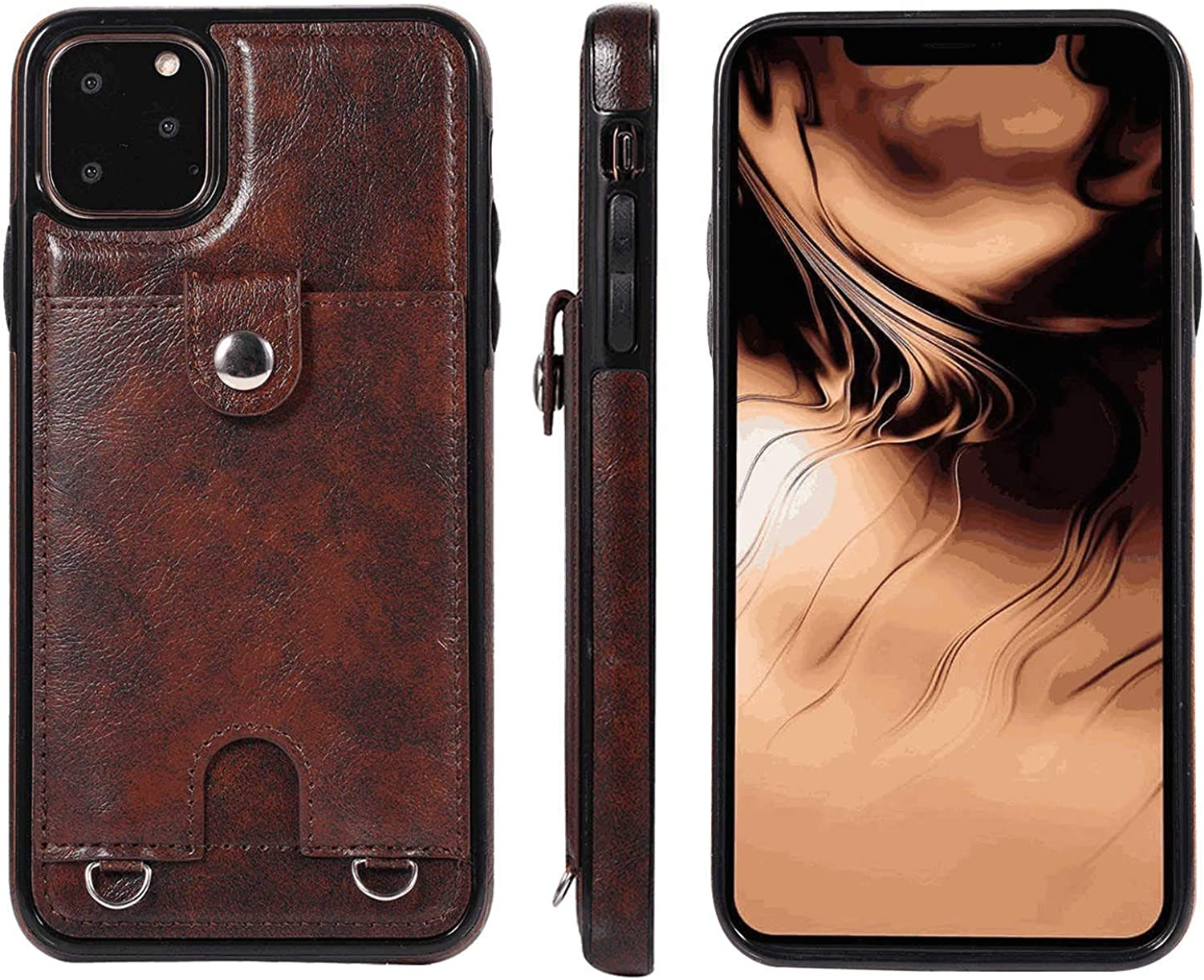 Samsung Galaxy S10 Flip Case Cover for Leather Card Holders Mobile Phone case Kickstand Extra-Shockproof Business Flip Cover