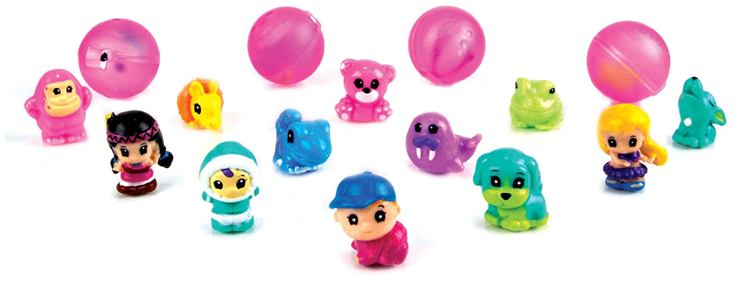 Disney-Princess-Squinkies-Set-Cinderella-Bubble-Pack-Boys-Barbie-Fuzzies thumbnail 33