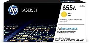 HP 655A | CF452A | Toner Cartridge | Yellow