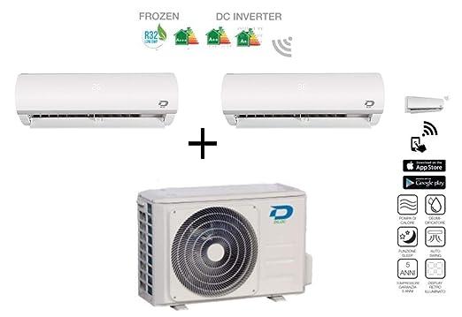 Diloc Frozen Aire Acondicionado MultiSplit Climatizador ...